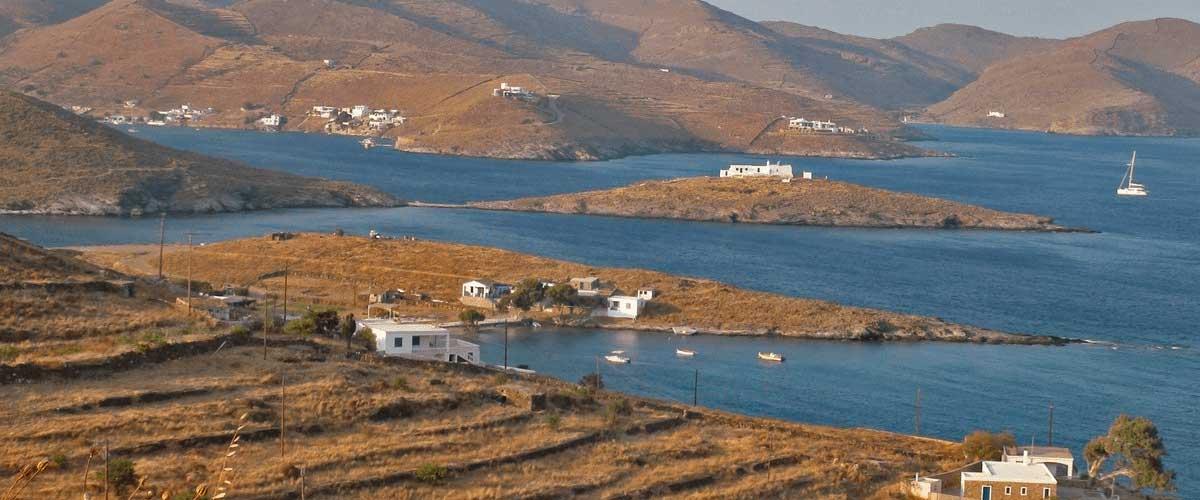 Kythnos seaside