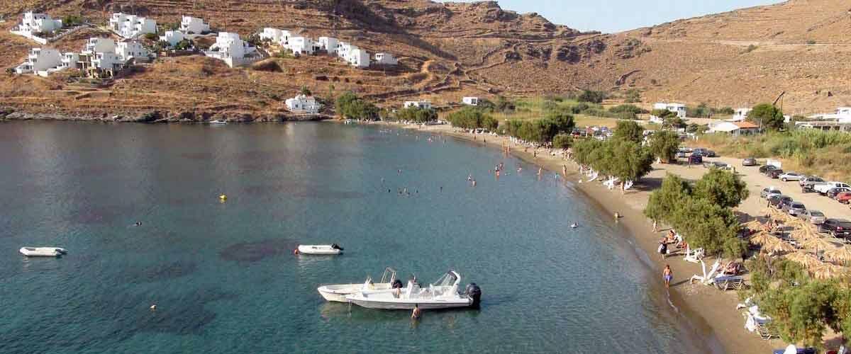 Kythnos beaches